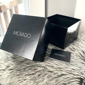 FREE BRAND NEW Movado gift box